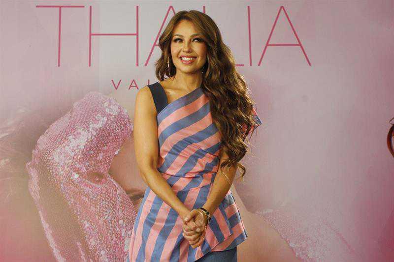 Thalía, emocionada porque con el viral «Me oyen, me escuchan» no se siente sola