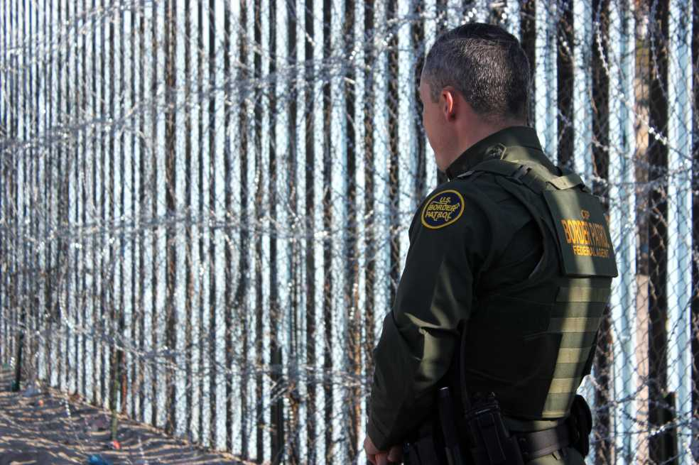 La ciudad fronteriza de EE.UU. que se preocupa por la cerca de Trump