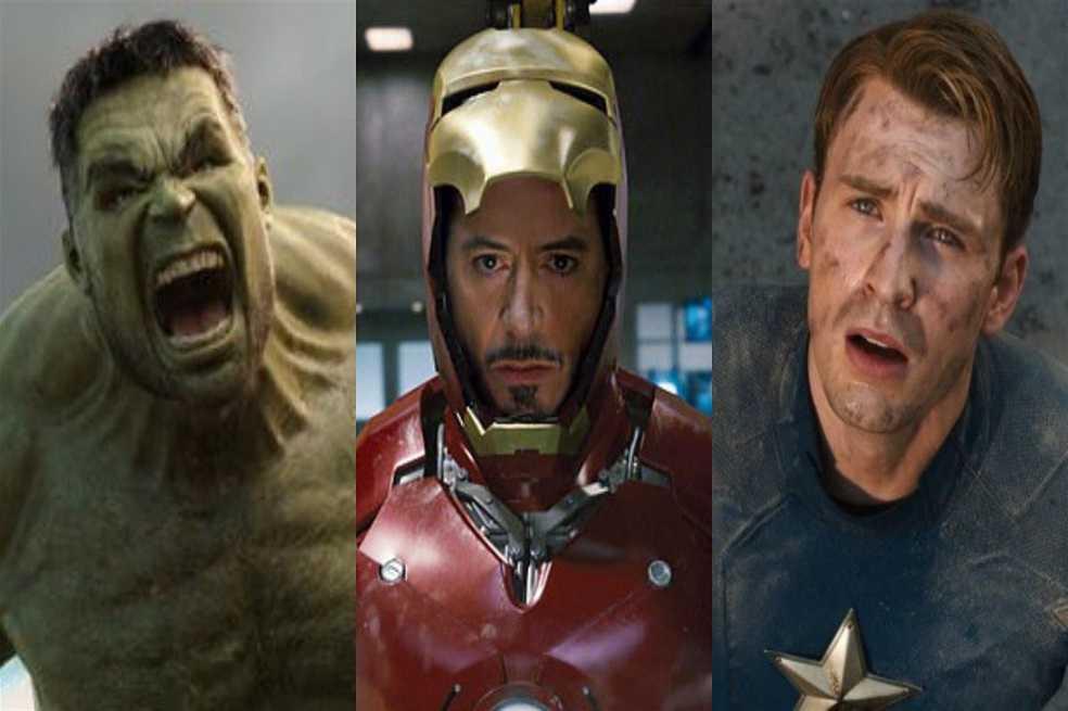 Este es el timeline oficial de las películas de Marvel