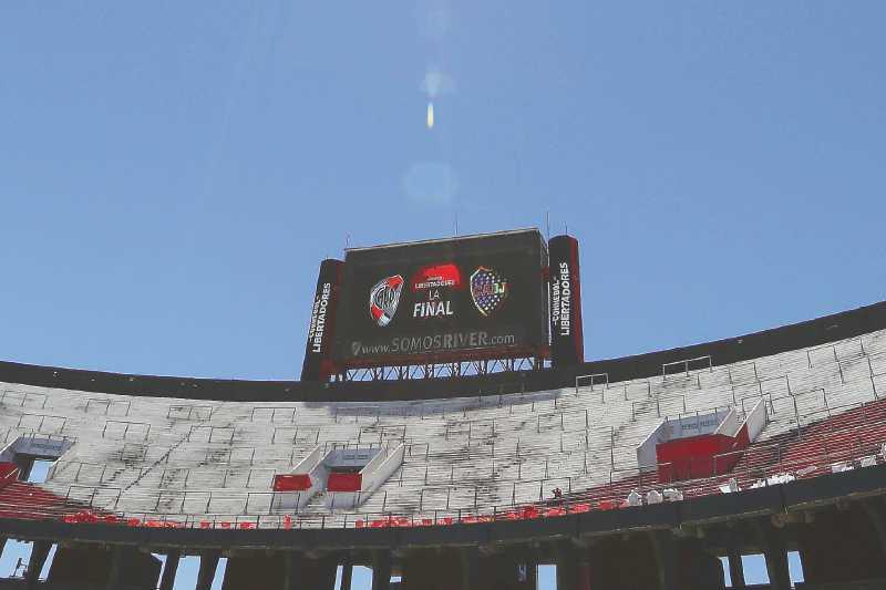 La Copa Libertadores se jugará el 9 de diciembre en Madrid, según AFP