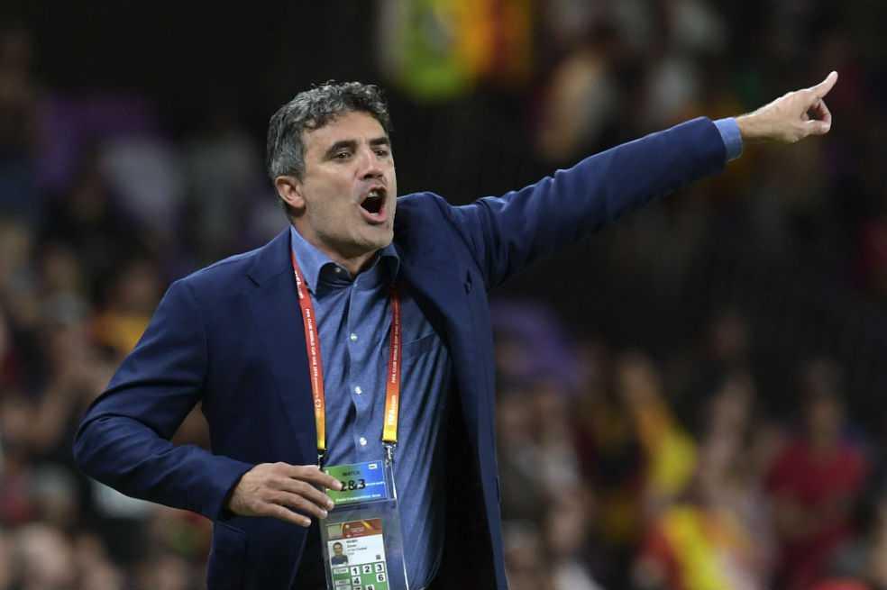 «Cualquier jugador del Madrid puede ser decisivo»: entrenador del Al Ain