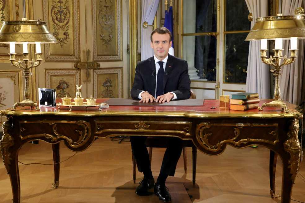 Macron decreta estado de emergencia en Francia
