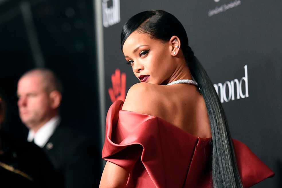 Rihanna termina el año pensando en sus canciones para 2019