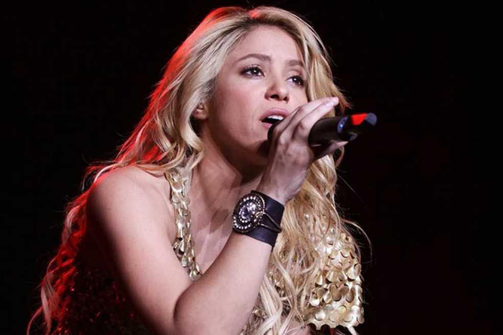Shakira: «Me ha encantado lo nuevo de Alejandro Sanz, ¡qué pedazo de voz!»