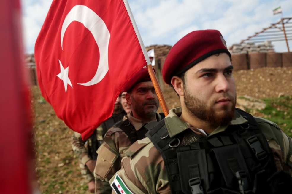 Erdogan planifica una intervención en Siria que no perjudique a EE.UU.