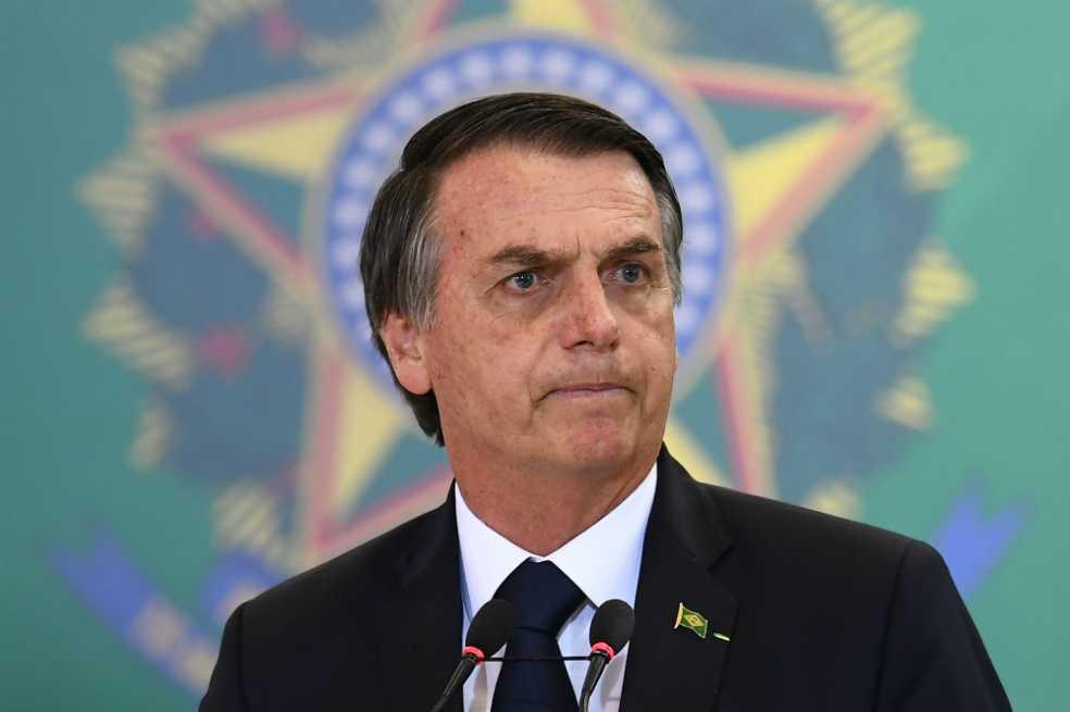 Una ola de vandalismo en Brasil, la primera prueba de fuego de Bolsonaro