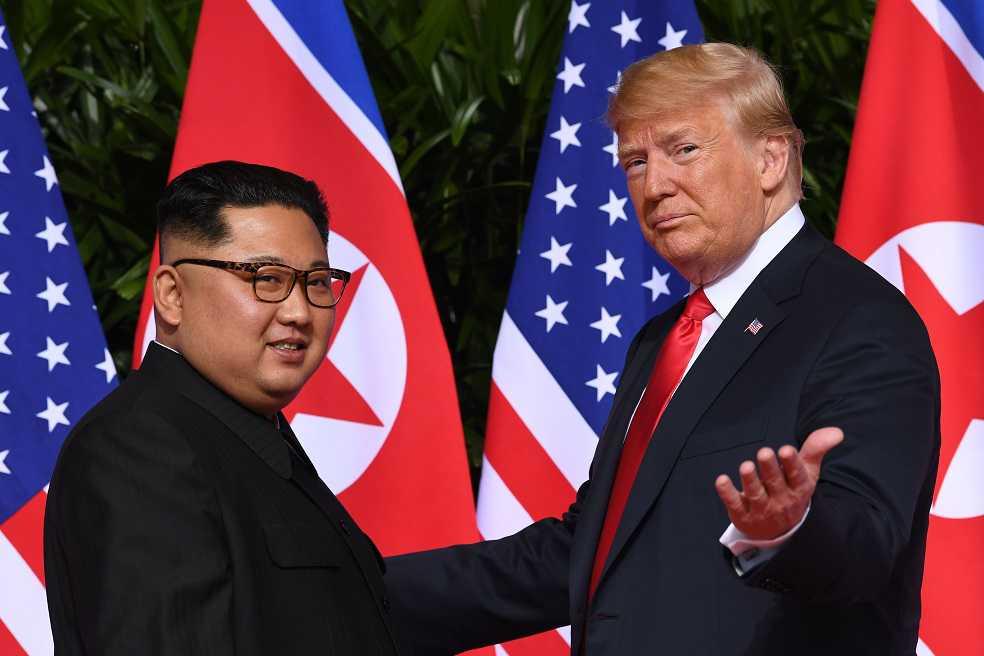 Trump y Kim se encontrarán en febrero para una nueva cumbre bilateral