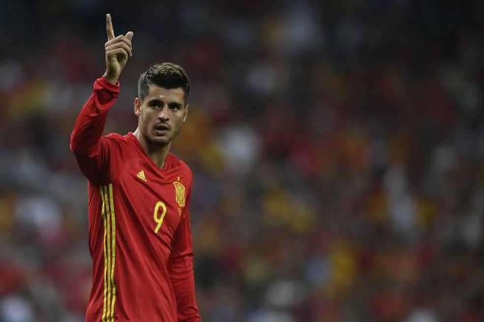 Atlético de Madrid hace oficial la llegada de Álvaro Morata