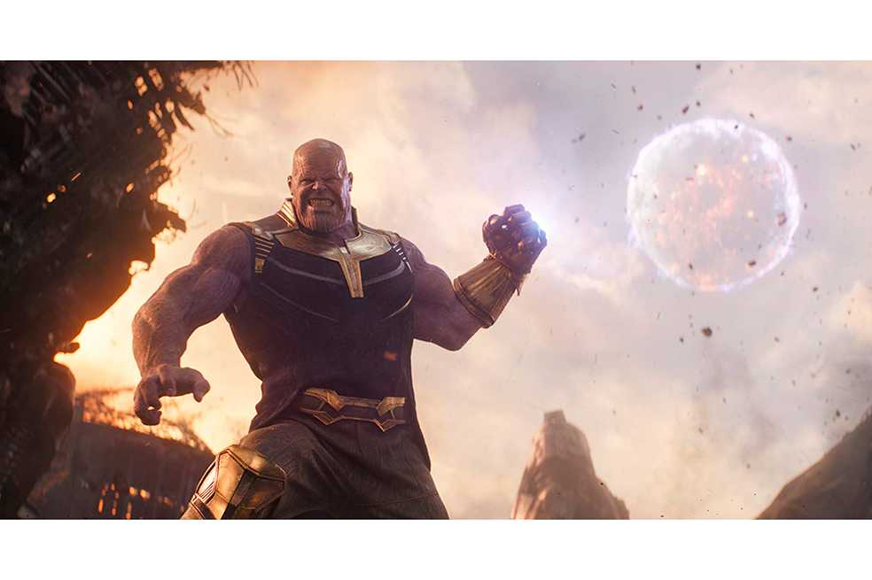 «Avengers: Infinity War» llega este fin de semana a la televisión
