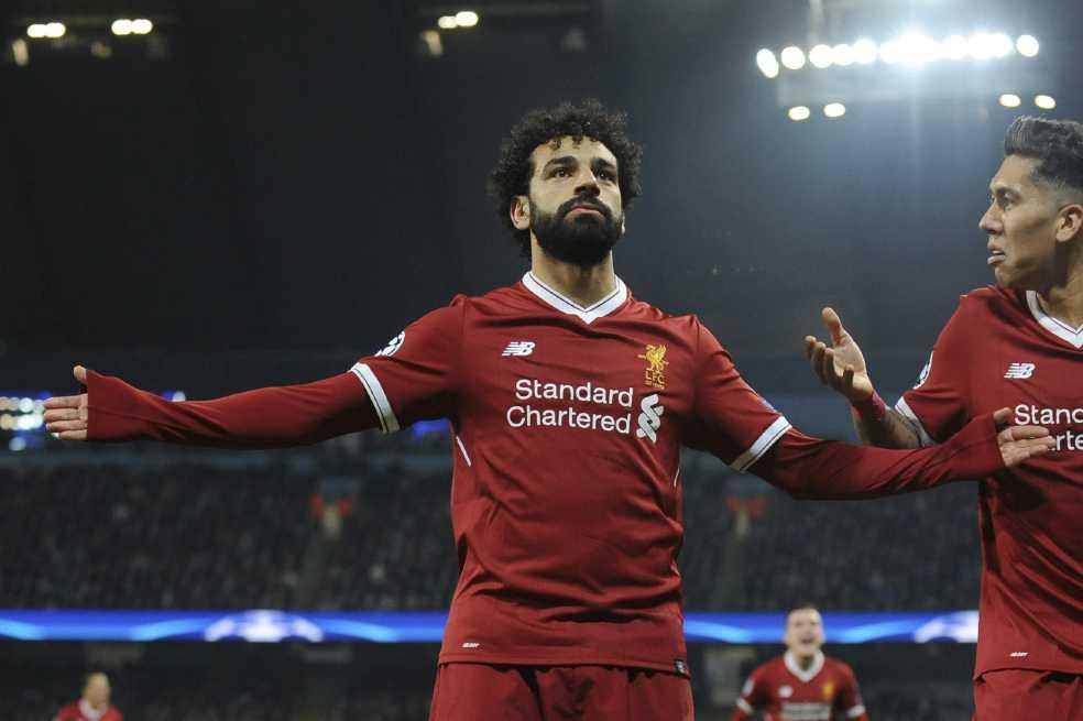 Mohamed Salah, mejor jugador africano de 2018