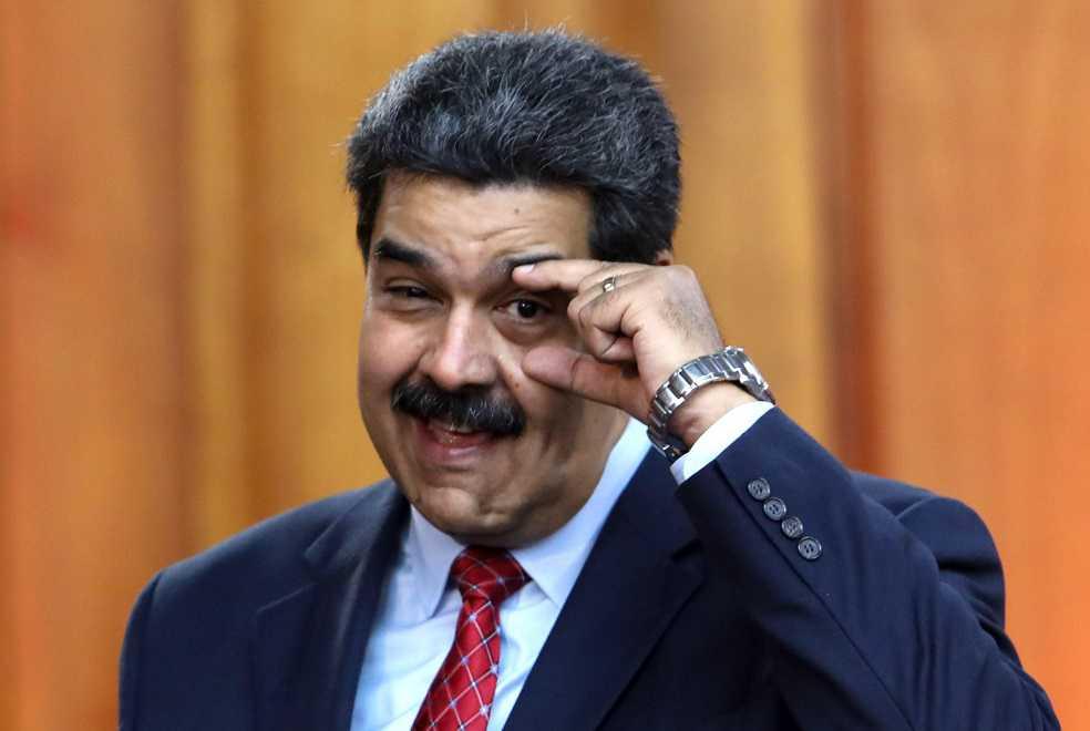 Maduro dice que Colombia solo puede ofrecer «cocaína» como ayuda a Venezuela