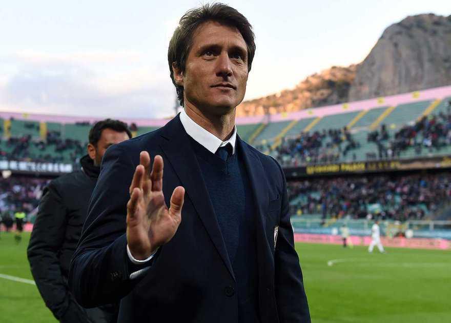 LA Galaxy presentó a Barros Schelotto como su nuevo entrenador