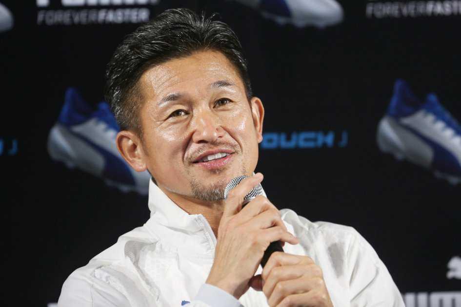 El japonés que seguirá siendo futbolista profesional a los 52 años