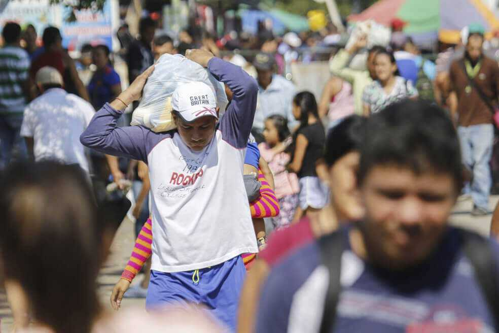 Venezuela: ¿Cuál es el rollo de la ayuda humanitaria?