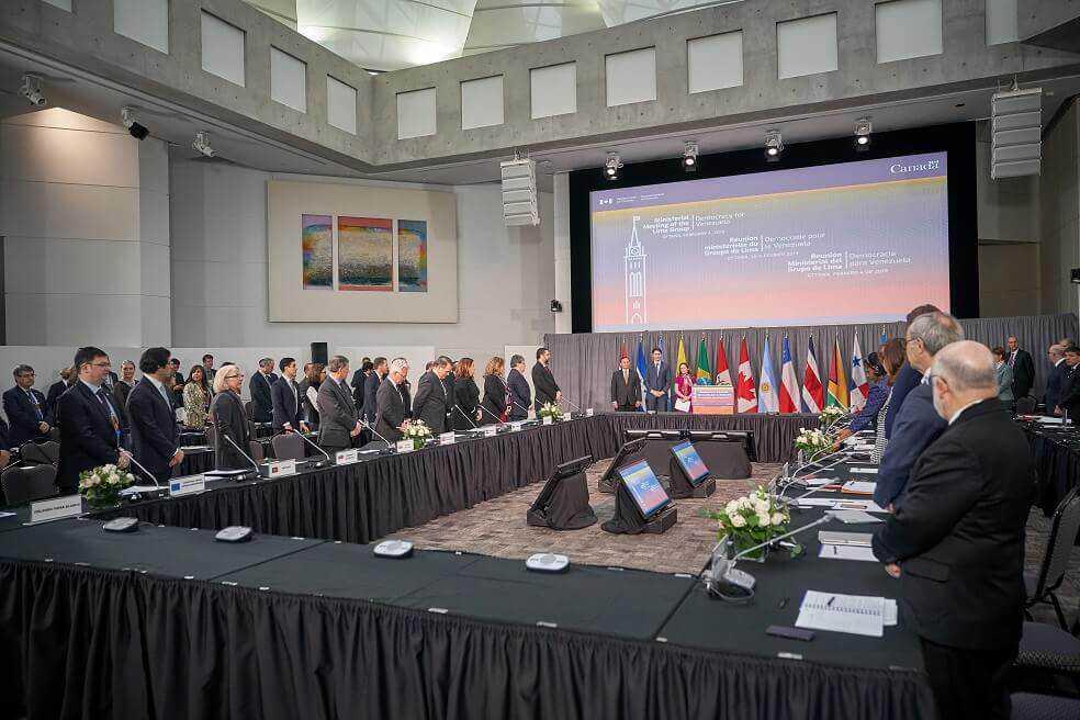 Grupo de Lima acuerda incorporar a Guaidó al organismo