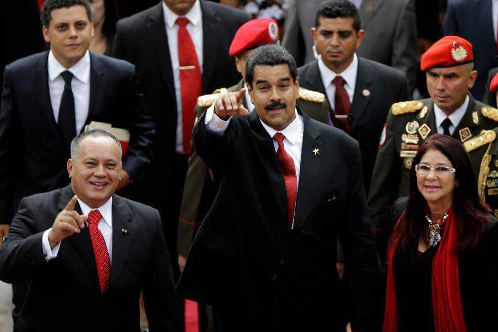 Venezuela rechaza medidas de EE.UU. y le acusa de «amenazar» a los militares
