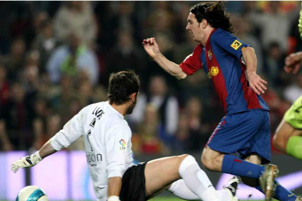 El gol que eligió el Barcelona como el mejor de su historia