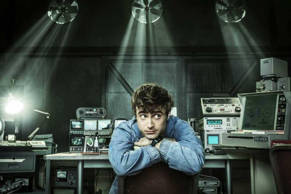 Daniel Radcliffe: «Soy afortunado de ser famoso por algo que mucha gente ama»