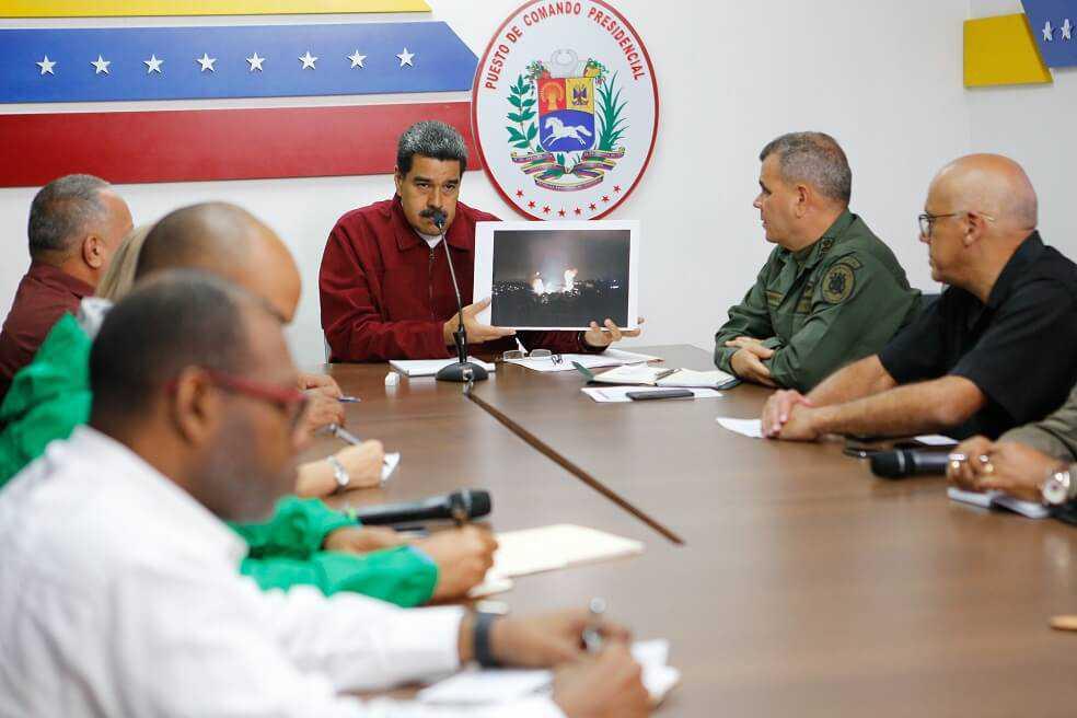 Gobierno venezolano anuncia restablecimiento total del sistema eléctrico