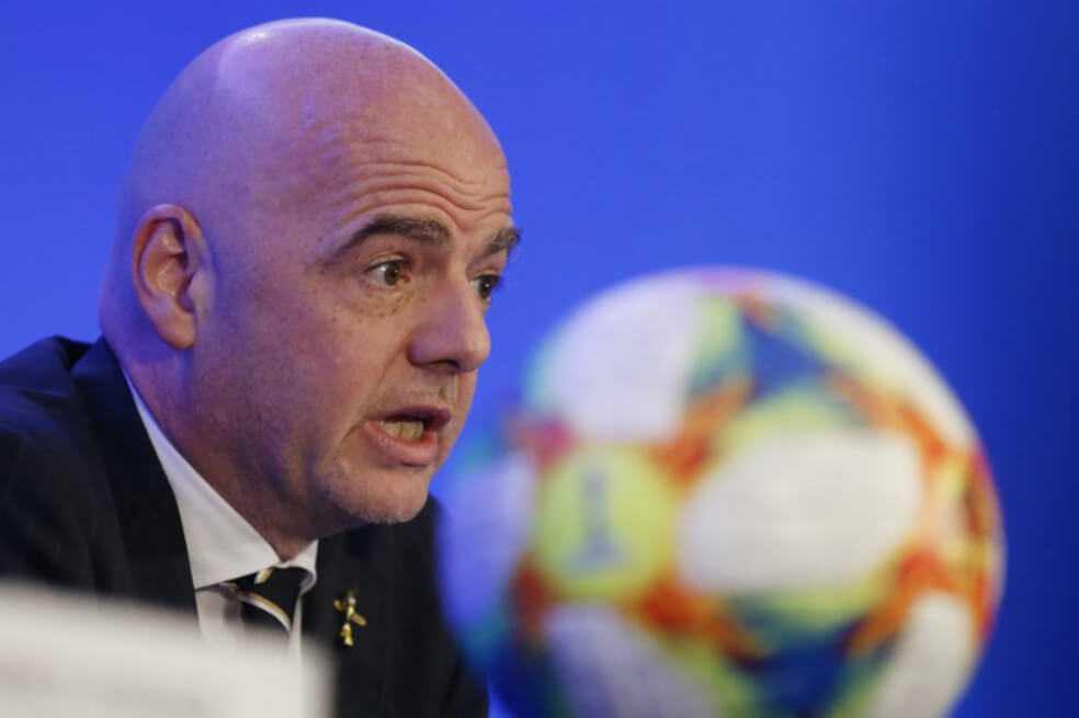 En junio se decidirá si Catar 2022 se celebra con 48 selecciones