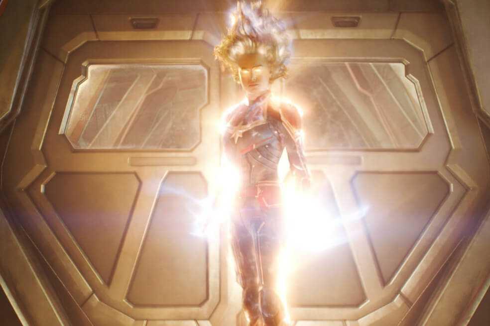 «Capitana Marvel», el sexto estreno más taquillero de la historia
