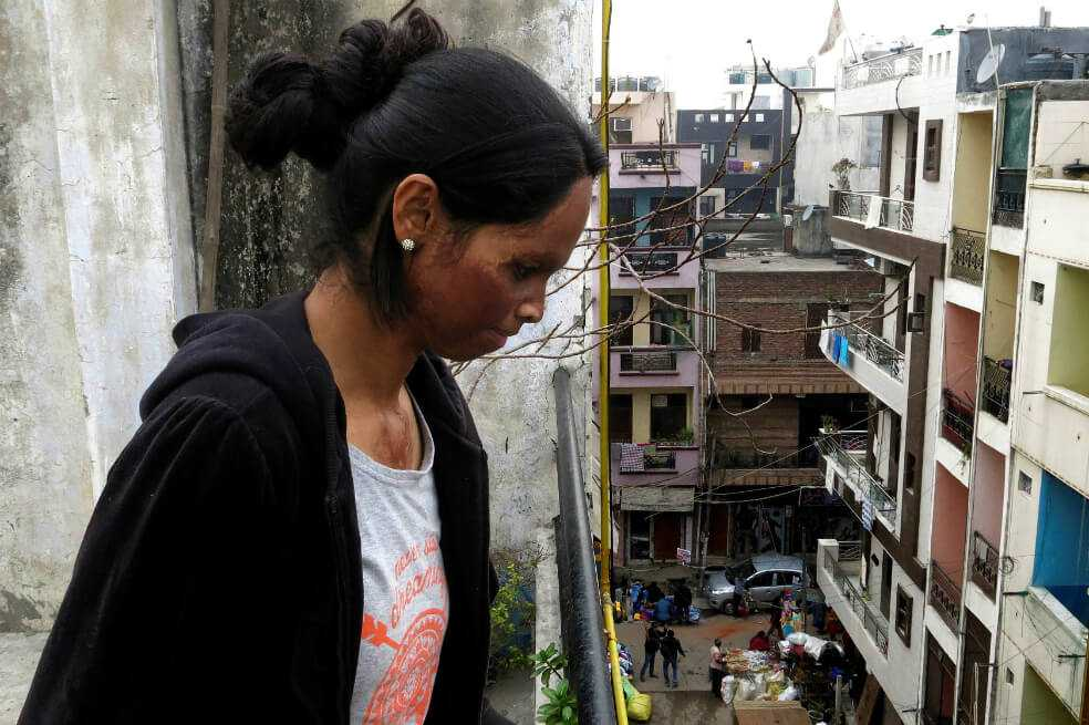 La lucha de las mujeres en India contra los ataques con ácido