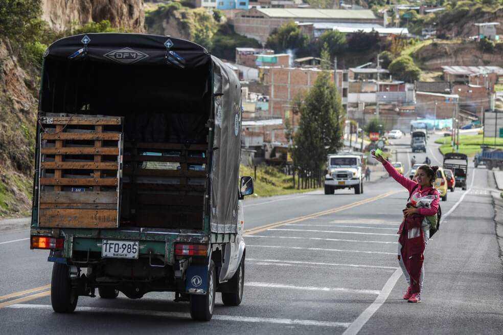 ¿Por qué los migrantes venezolanos no se enteran de las ofertas laborales en Colombia?