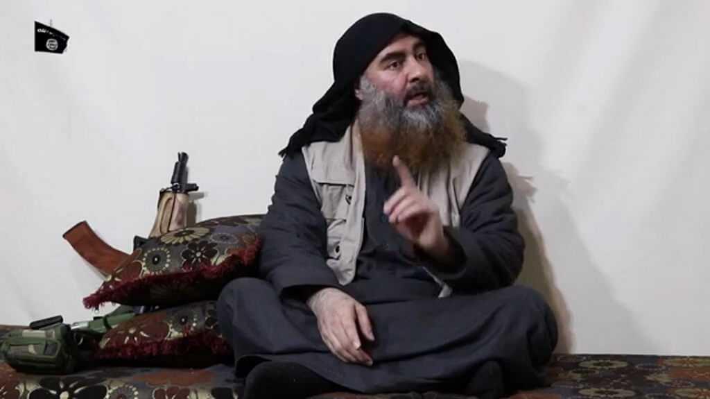 Jefe del Estado Islámico aparece en video por primera vez en cinco años