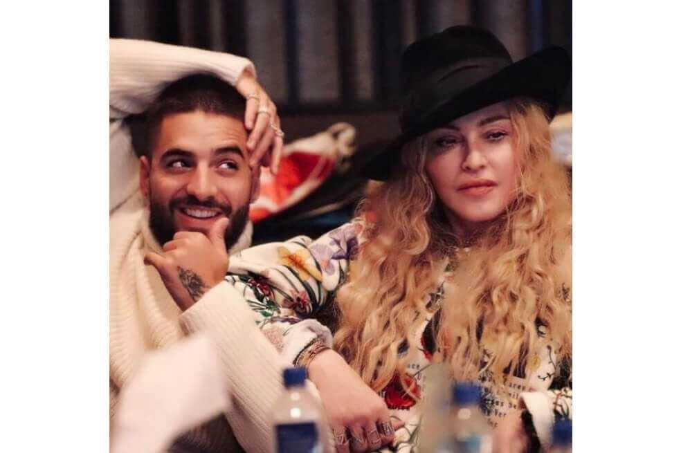 Así suena «Medellín», el sencillo de Madonna junto a Maluma