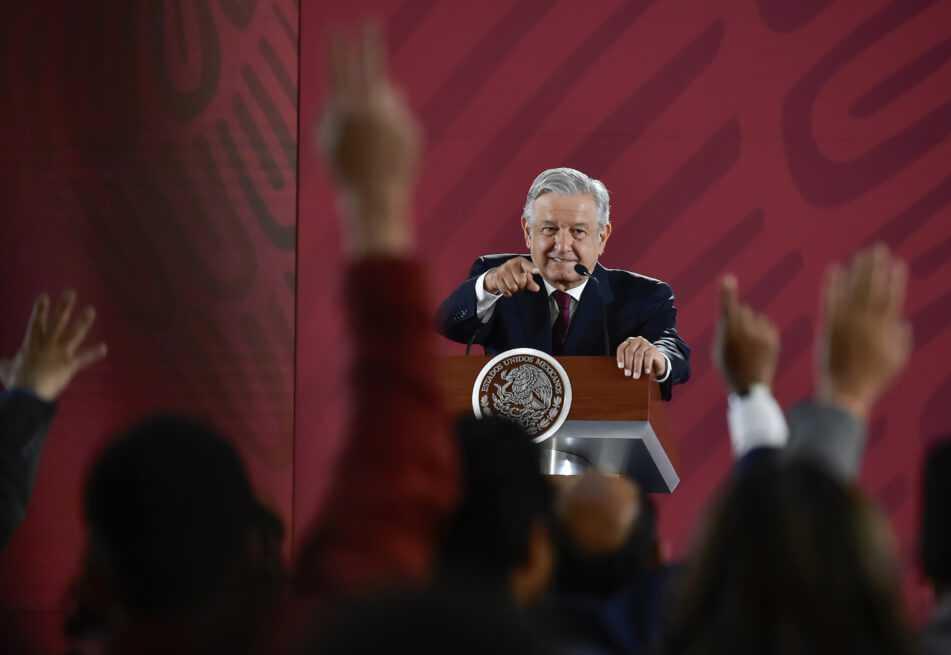 Las caras militares de la Guardia Nacional de López Obrador en México