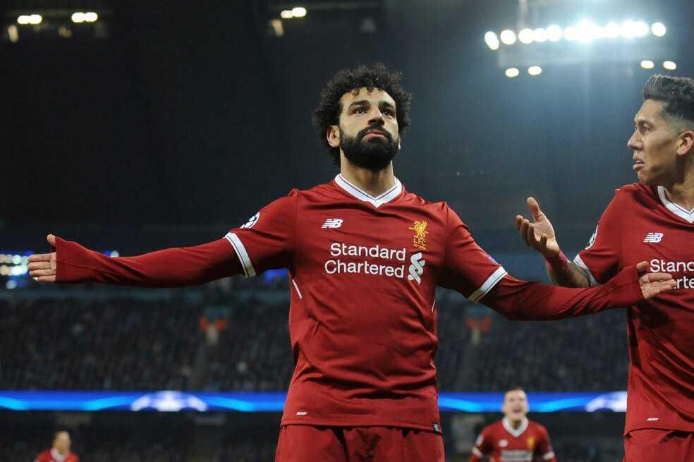 Salah revivió al Liverpool y quedó en la punta de la Premier League