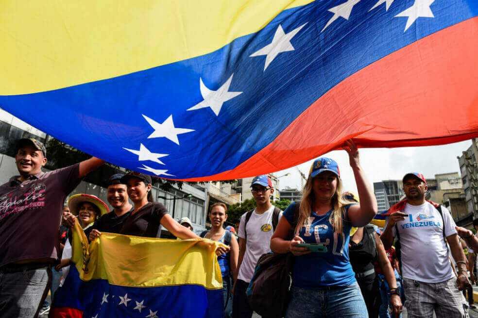 Todo lo que tiene que saber sobre las protestas del 6 de abril en Venezuela