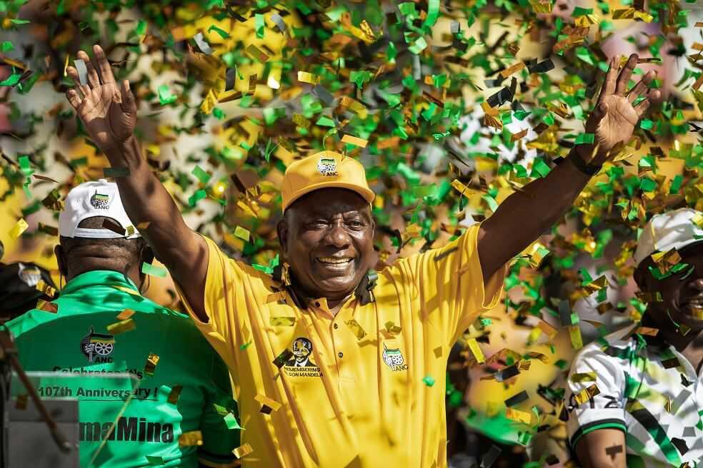 Los grandes desafíos del próximo presidente de Sudáfrica