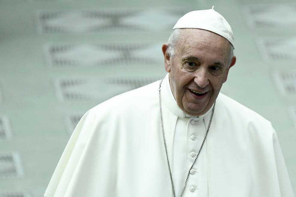 """Papa Francisco dice que """"el diablo le tiene bronca"""" a México"""