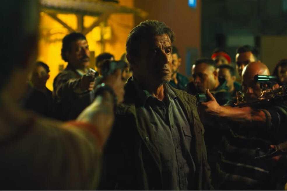 En el tráiler de «Last Blood», Rambo se enfrenta a un cartel mexicano