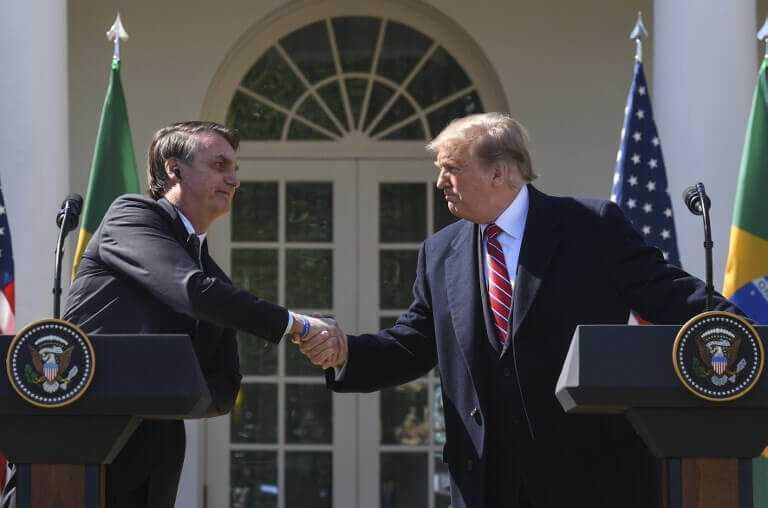 Brasil podría ser el nuevo aliado militar estratégico de Estados Unidos