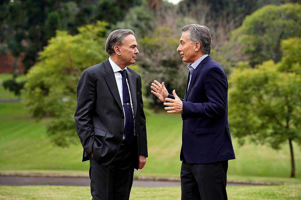 La «traición» del peronista que se alió con Macri y sorprendió a Argentina