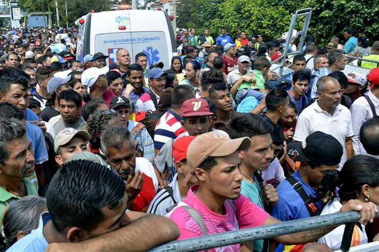 «En la frontera entre Colombia y Venezuela hay anarquía total»: diputado venezolano