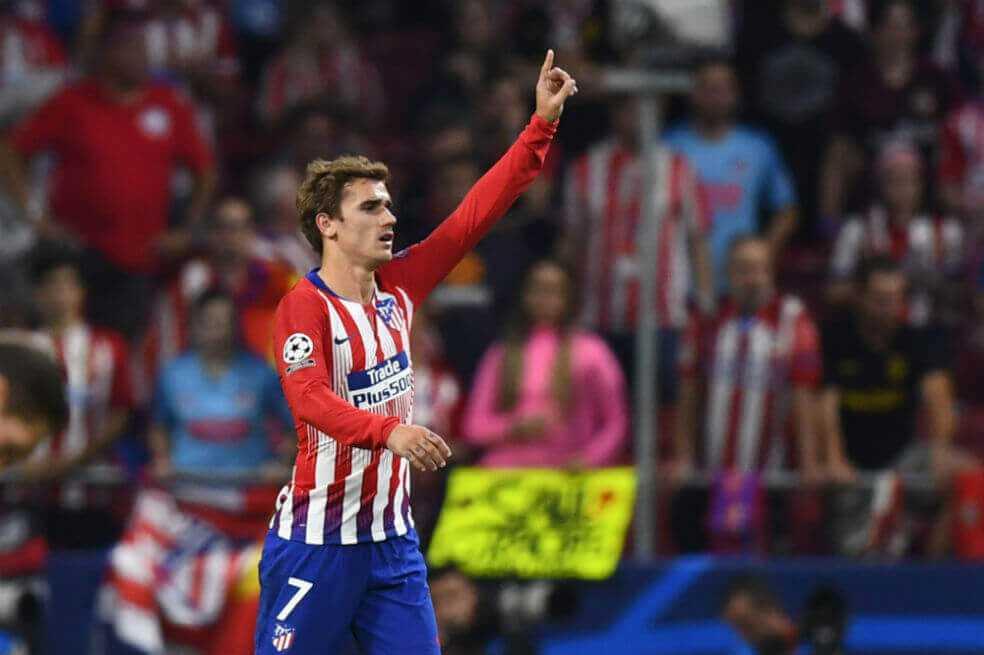 Griezmann se irá al Barcelona, según directivo del Atlético de Madrid