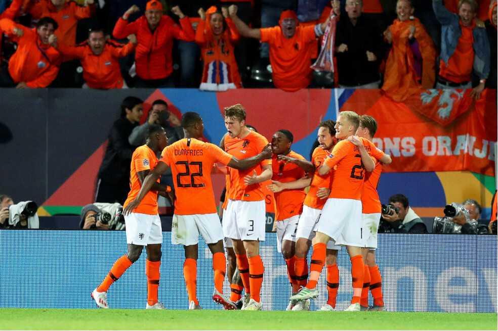 Holanda y Portugal jugarán la final de la Uefa Nations League