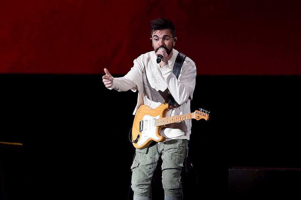 Juanes será reconocido como «Persona del año 2019» por la Academia Latina de la Grabación