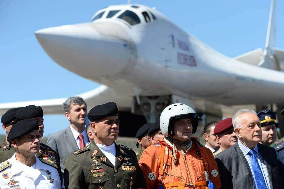 ¿Se fueron o no los funcionarios rusos de Venezuela?
