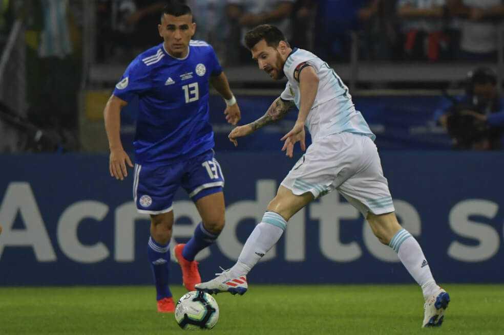 Argentina puso en peligro su clasificación: empató ante Paraguay