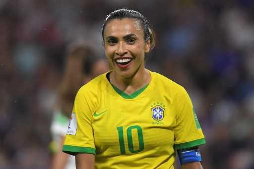 «Lloren al principio para sonreír al final»: el mensaje de Marta a la nueva generación de mujeres futbolistas
