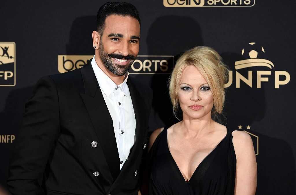 «Me estafaron, creí que vivíamos un 'gran amor'»: Pamela Anderson sobre Adil Rami