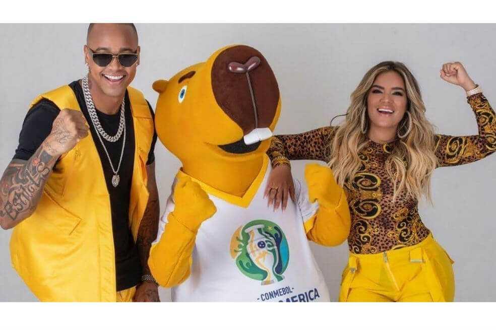 Se estrena «Vibra continente», la canción de Karol G para la Copa América 2019
