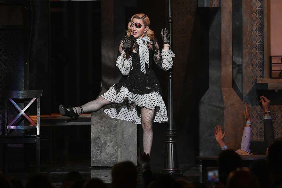 Madonna se inspiró en el ambiente nocturno de Lisboa para su nuevo disco