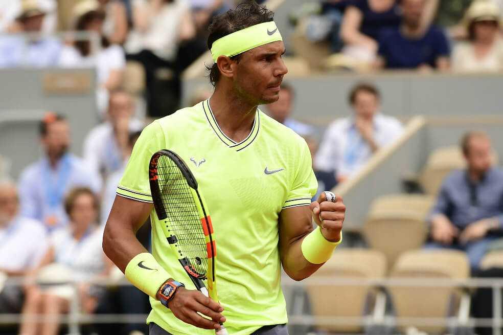 Nadal y Federer se citan en la semifinal de Roland Garros