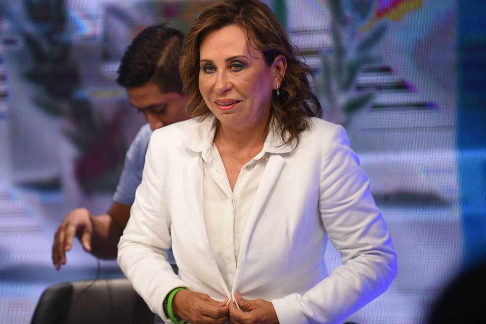 Sandra Torres, la polémica exprimera dama de Guatemala que quiere ser presidenta