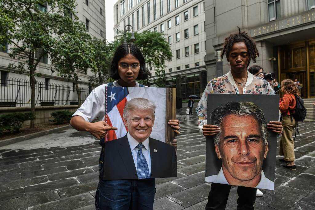Millonario amigo de Trump es acusado de tráfico sexual de menores